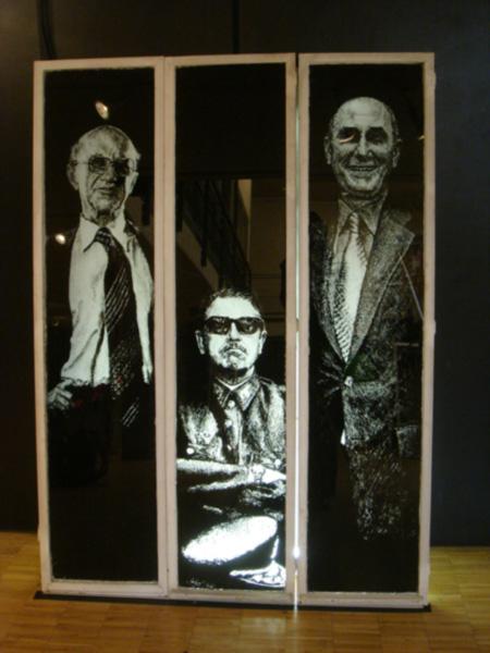 Milton, Augusto, Hugh et les autres